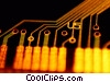 computer board Stock photo