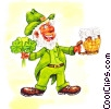 St. Patrick's Day Stock Art picture
