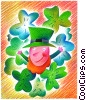 Stock Art graphic  of a St. Patrick's Day