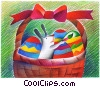 Fine Art picture  of a Easter Eggs