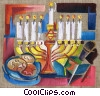 Menorahs Fine Art picture