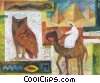 Egyptian People Fine Art picture