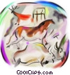 cave paintings Fine Art picture