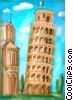 Leaning tower of Pisa Italy Fine Art picture