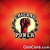 Chicano Power Clenched Fist Fine Art picture
