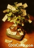 Stock photo  of a money tree