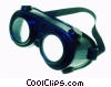 Stock photo  of a safety glasses