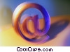 e-mail symbol Stock photo