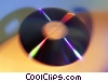 Stock photo  of a cd-rom