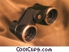 Stock photo  of a Binoculars