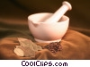Stock photo  of a Mortar and Pestle