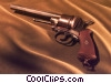 Guns Handguns Stock photo