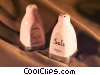 Salt and Pepper Stock photo