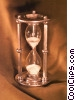 Stock photo  of a hourglass
