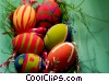 Stock photo  of a Easter eggs