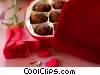 valentines day candy Stock photo