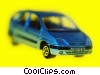 toy minivan Stock photo