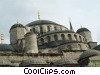 Stock photo  of a The Blue Mosque