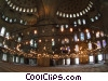 The Blue Mosque, Istanbul, Turkey Stock photo