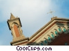 Stock photo  of a Sainte Antoine Church Istanbul