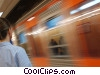 subway station Stock photo