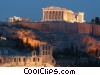 Stock photo  of a Parthenon