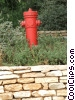Stock photo  of a fire hydrant