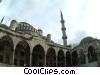Stock photo  of a Istanbul Mosque