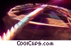 amusement park ride Stock photo