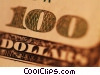 Stock photo  of a 100 dollar bill