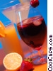 mixed drinks clipart
