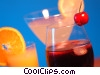 mixed drinks Stock photo