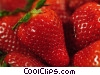 Stock photo  of a Strawberries