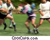Stock photo  of a Rugby