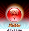 Aries Zodiac Fine Art picture