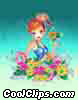 Stock Art graphic  of a Spring is in the Air