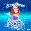 Snow Queen Fine Art graphic
