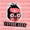 Fine Art graphic  of a Future Geek