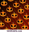 Jack O'Lanterns Stock Art picture