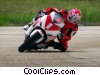 Superbike Racing Stock photo
