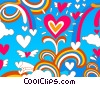 Love is in the Air Stock Art graphic