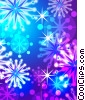 Fine Art graphic  of a Winter Crystals