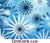 Stock Art image  of a Snow Crystals