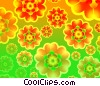 Floral Aesthetic Stock Art picture