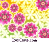 Stock Art graphic  of a Spring Blossoms