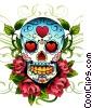 El D�a de los Muertos Fine Art illustration
