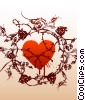 Fine Art graphic  of a Thorns of Love