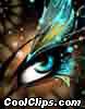 Fine Art illustration  of a Butterfly Eyes