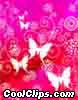 Pink Butterfles