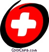 Medical first-aid kit Vector Clip Art picture
